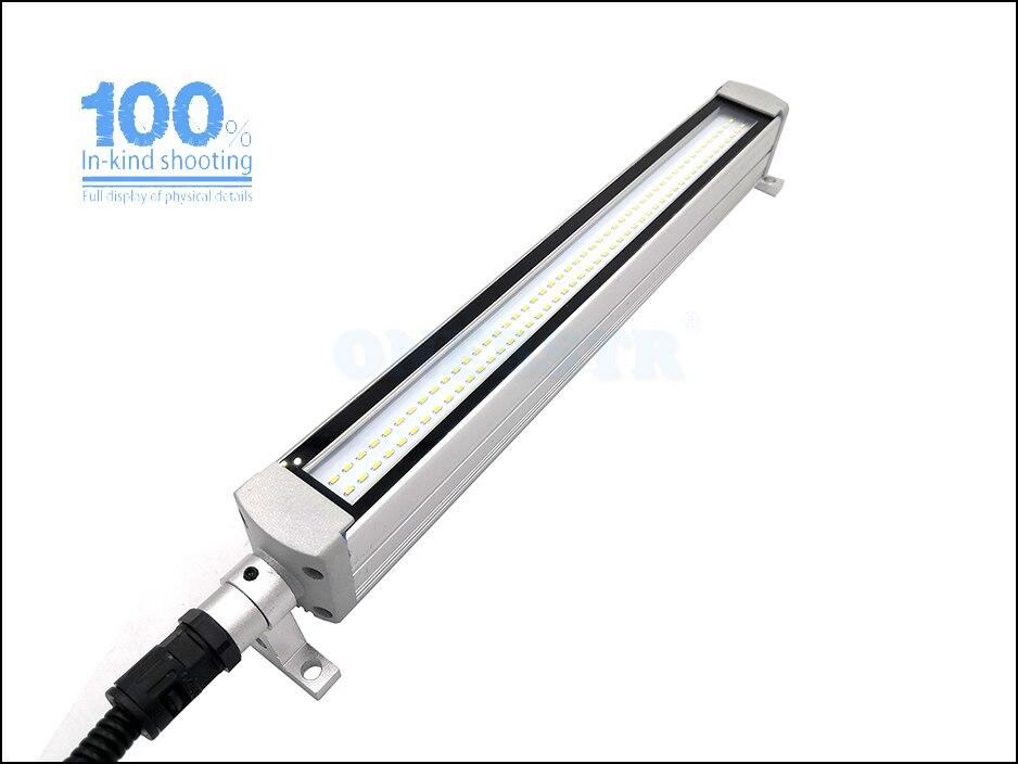 24v 220v cnc moagem gravura iluminação lâmpada