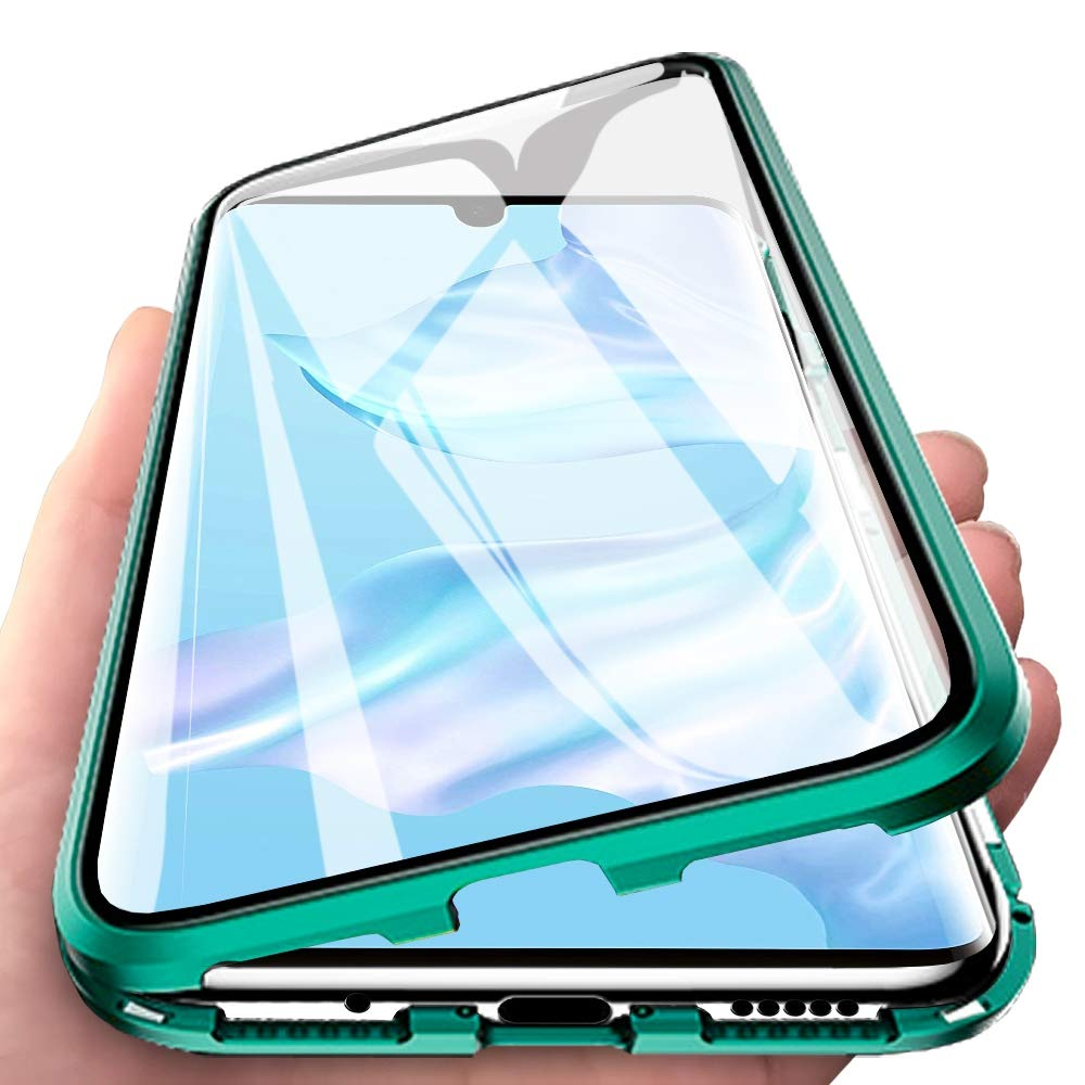 NEW Double Side Glass Magnetic Metal Case For Xiaomi Cc9 Pro Phone Case For Xiaomi NOTE 10 PRO Cover
