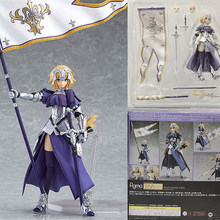 Fate Grand Grande Order Vingador Jeanne D'arc Figma 366 Action Figure Collectible Model Toy Gift(China)