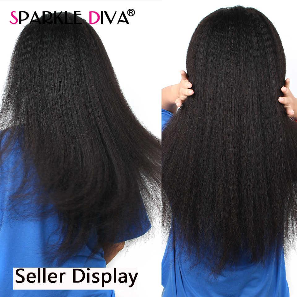 13x6 Verworrene Gerade Spitze Vorne Perücke Glueless 180% Brasilianische Spitze Perücke Remy Spitze Front Menschliches Haar Perücken Für schwarz Frauen Pre Gezupft