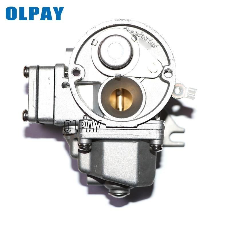6E3-14301-00 Carburetor For Yamaha 2 Stroke 4HP 5HP Boat Engine 6E0-14301-05 6E3-14301