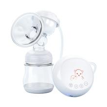 Поставки для матери и ребенка Электрический молокоотсос от производителя немой автоматический массажный молокоотсос Milker OEM/ODM