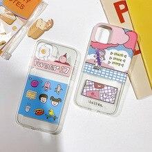 Cartoon lolita girls Cute Phone case for Apple iPhone SE 2020 11 Pro X XS Max XR 7 7 Plus 8 6 6s Plus 7Plus case silicone cover yimaoc hailee steinfeld ross soft silicone case for apple iphone 11 pro xr xs max x 10 8 plus 7 6s 6 plus se 5s 5 7plus 8plus