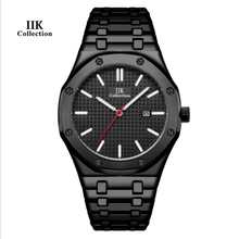 Zegarki zegarki męskie i damskie zegarki moda proste zegarki ze stali nierdzewnej stalowy pasek zegarki wodoodporne miłośników zegarki luksusowe tanie tanio 22cm Moda casual QUARTZ 3Bar Bransoletka zapięcie CN (pochodzenie) Stop 11mm Szkło Papier 43mm 1330A 26mm ROUND Auto data