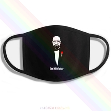 Breaking Bad Characters Printing Washable Breathable Reusable Cotton Mouth Mask