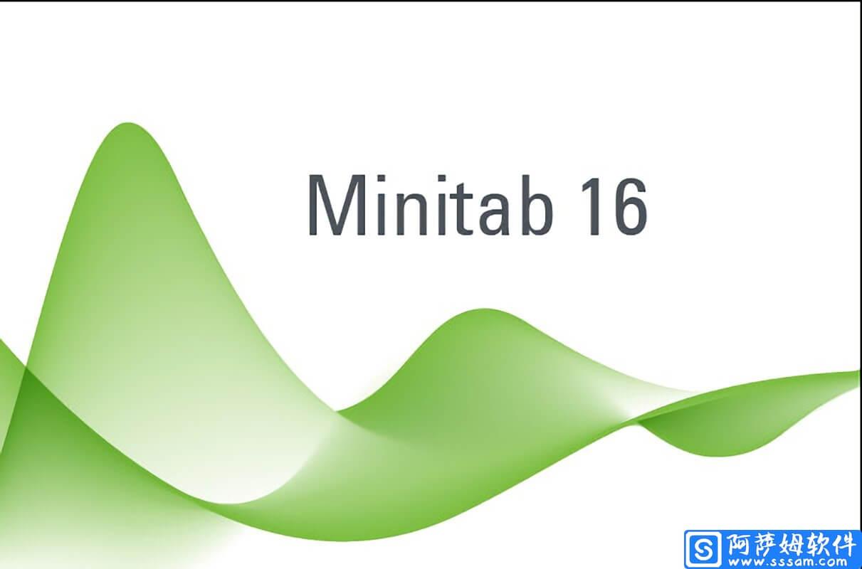 Minitab 16.0 可视化统计分析软件免费版