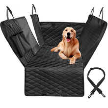 Dog Car Seat Cover For Car Rear Back Seat Waterproof Pet Dog Travel Mat Pet Cat Dog Carrier Dog Car Hammock Cushion Protector autoyouth pink towel seat cushion universal fit car seat protector pet mat dog car seat cover