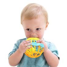 Игрушка для новорожденных детские игрушки пазл ручной мяч с