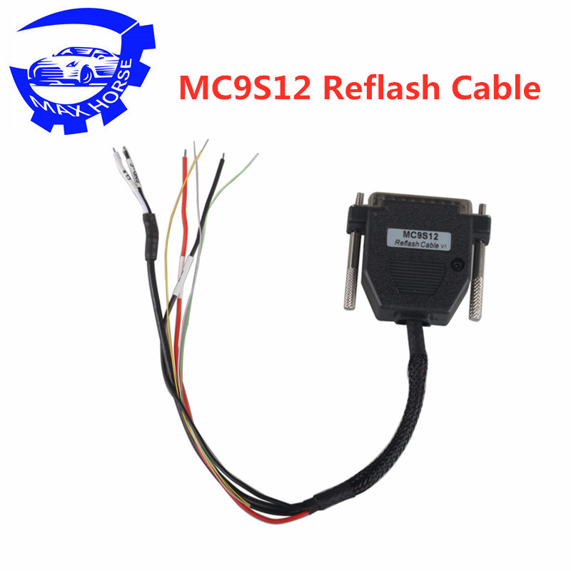 XHORSE VVDI PROG Programmer Diagnostic  MC9S12 Reflash Cable Free Shipping