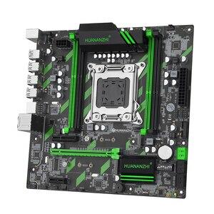 Image 3 - HUANANZHI X79 ZD3 REV 2,0 Motherboard Für Intel C602 X79 LGA 2011 ECC REG DDR3 1866MHz 128GB M.2 NVME NGFF M ATX Server Mainboard