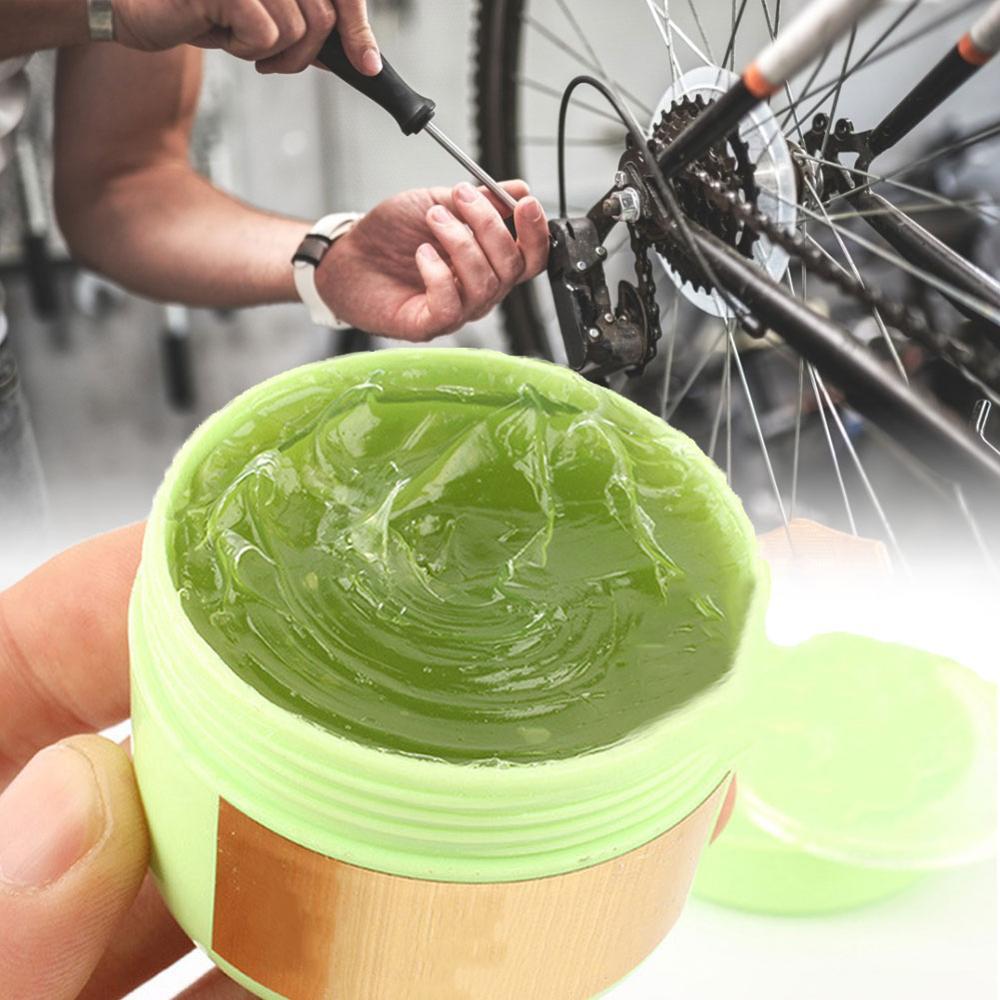 จักรยานMTBจักรยานหล่อลื่นเนยจาระบีสำหรับจักรยานแบริ่งHubวงเล็บด้านล่างเหยียบโรตารี่อะไหล่...