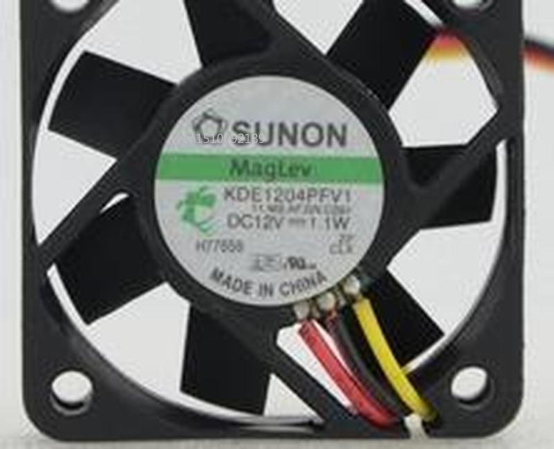 For KDE1204PFV1 11.MS.B1747.AF.X.P.GN Server Cooler Fan DC 12V 1.7W 40x40x10mm Free Shipping