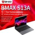 Новейший ноутбук BMAX S13A 13,3 дюймов Intel N3350 1920x1080 IPS ноутбук 8 ГБ ОЗУ 128 Гб ПЗУ ноутбуки Windows 10 компьютер