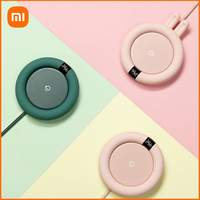 Xiaomi-calentador de taza de café Mijia 3Life, dispositivo con pantalla Digital, ajuste inteligente, aislamiento de temperatura, apto para varias tazas