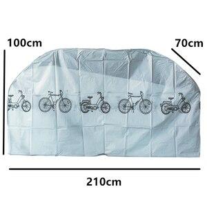 Image 3 - Capa protetora para raios uv para bicicletas, equipamento de proteção à prova d água, poeira, sol, chuva, mountain bike, motocicleta, mountain bike
