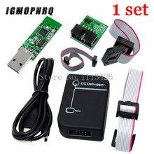 Depurador de CC CC2531 Zigbee CC2540 Sniffer inalámbrico, Bluetooth 4,0, Dongle, placa de captura, módulo de PROGRAMADOR USB, Cable de descarga