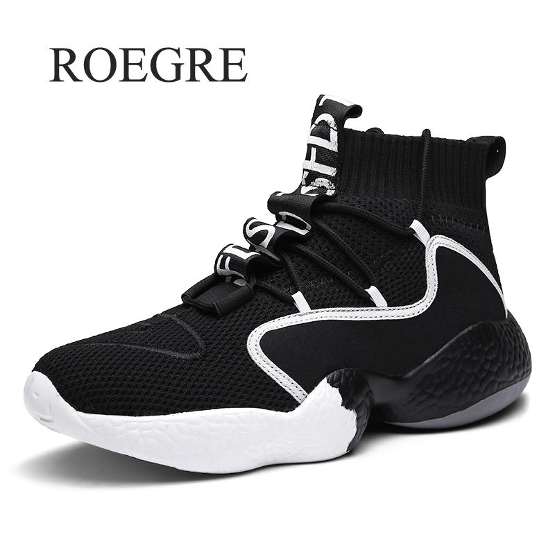 Man Sneaker For Men Brand Outdoor High Top Shoes Elasticity Warm Winter Walk Casual Shoes Male Shoes Trend Zapatos Hombre 47 48 2