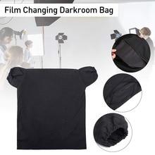 Молния пленка изменение Darkroom сумка легко чистить Двойной Слой Нагрузки фото анти отражение антистатические фотографии портативный профессиональный