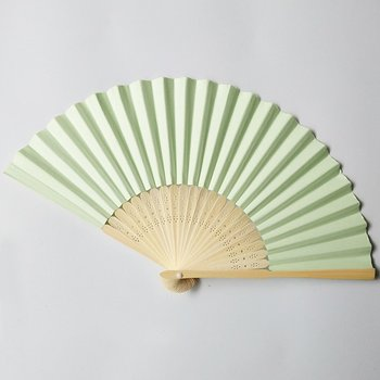 Foldable Fan Chinese Style Fan Summer Outdoor Travel Cooling Fans Folding Fan Universal Decorative Fans Home Decor image