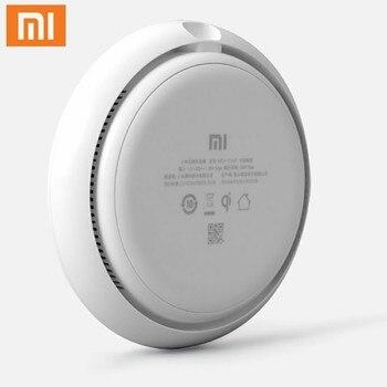 Оригинал Xiao Mi Беспроводное зарядное устройство 20 Вт Max для Mi 9 (20 Вт) Mi X 2 S/3 (10 Вт) Qi EPP совместимый мобильный телефон (5 Вт) несколько безопасных ...