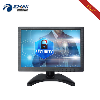 """B101JC-ABHUV/10.1"""" 1280x800 1080p 16:10 HDMI Touch Monitor/10.1"""" inch Meal POS Built-in Speaker Resistance Touch Screen Display"""