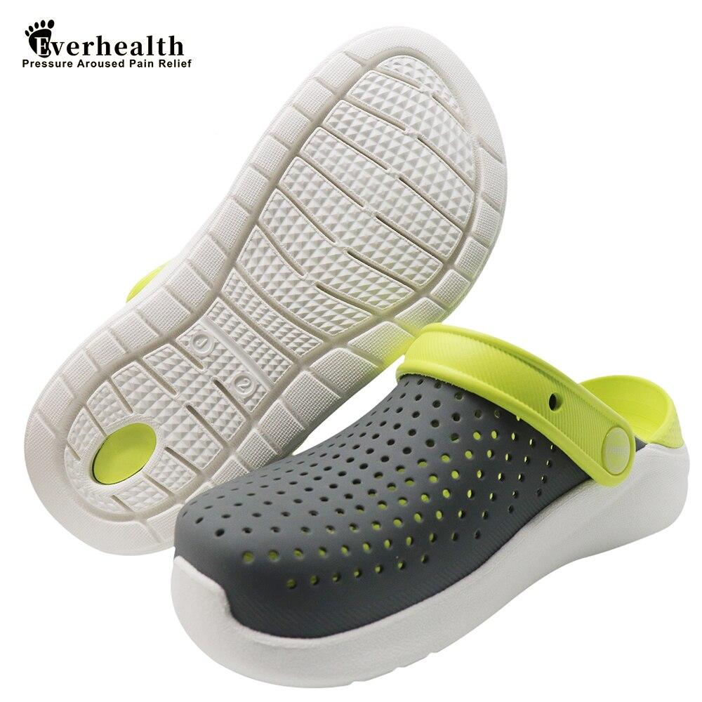 Sabots femmes sandales 2020 été dames plage vert Crocse chaussures Croc EVAléger Sandles plat unisexe coloré chaussure Sandalias   AliExpress