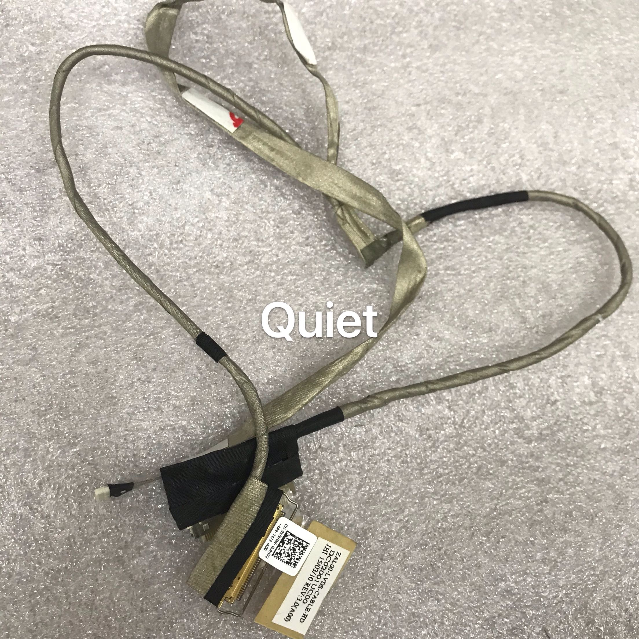 Бесплатная доставка оригинальный кабель ЖКД для Dell Latitude E3540 Экран кабель DC02001UC00 0X0H0W X0H0W
