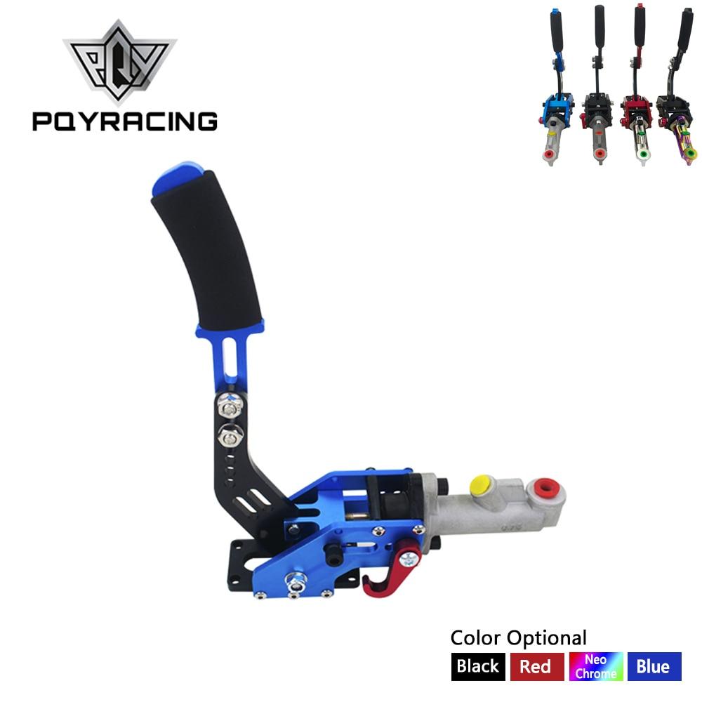 Pqy-alumínio universal alavanca do freio de mão hidráulico deriva freio de mão e-brake racing novo pqy3654