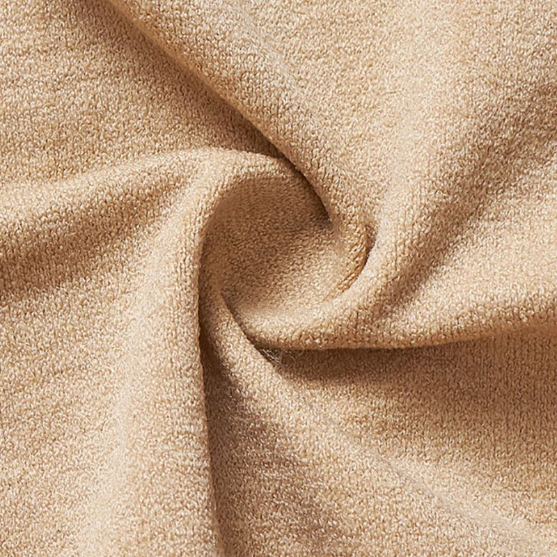 Mujeres de cintura alta de cuerpo ropa interior de encaje bordado espera estómago bragas - 2