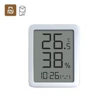 Hygrometer Temperature-Humidity-Sensor Miaomiaoce Display Digital LCD E-Ink-Screen Large