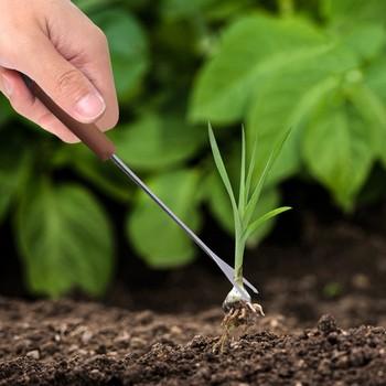 Narzędzia ogrodnicze Weeders usuwanie na zewnątrz kopanie trawnik ze stali nierdzewnej wielofunkcyjne narzędzia ogrodnicze Onkruid Verwijderen tanie i dobre opinie ISHOWTIENDA CN (pochodzenie) Weed cleaning Z tworzywa sztucznego