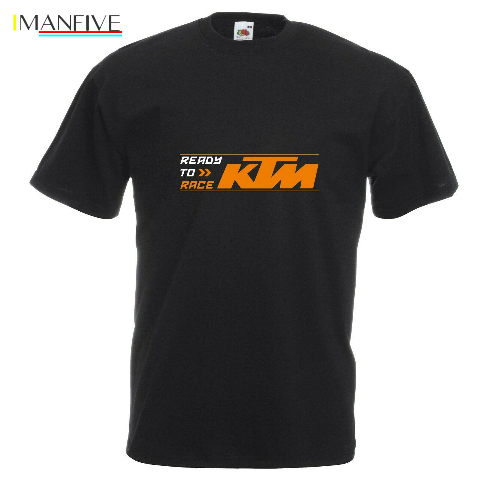 1KTM Ready To Race 1190 990 ADVENTURE R 690 ENDURO R T Shirt Biker Motorcycle Rider Unique Design Tees Summer Men 39 S T Shirts in T Shirts from Men 39 s Clothing