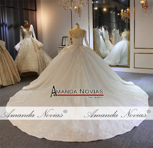 Image 5 - Ball gown bridal dress wedding gown new arrivals