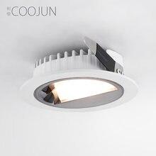 Светодиодный точечный светильник coojun focos с поляризацией