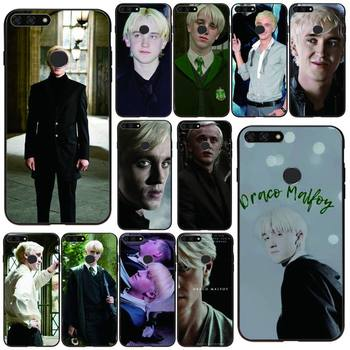Draco Malfoy Tpu Phone Case For Huawei Honor 7A/8X/9/9Lite/10/10Lite 9X 20 20S View30/30Pro Cases image