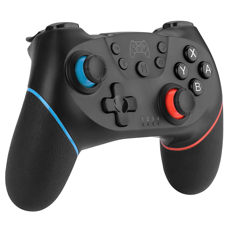 Лидер продаж переключатель Беспроводной Bluetooth ручка Pro вибрации 6-осевой соматосенсорные переключатель Беспроводной курица игровой