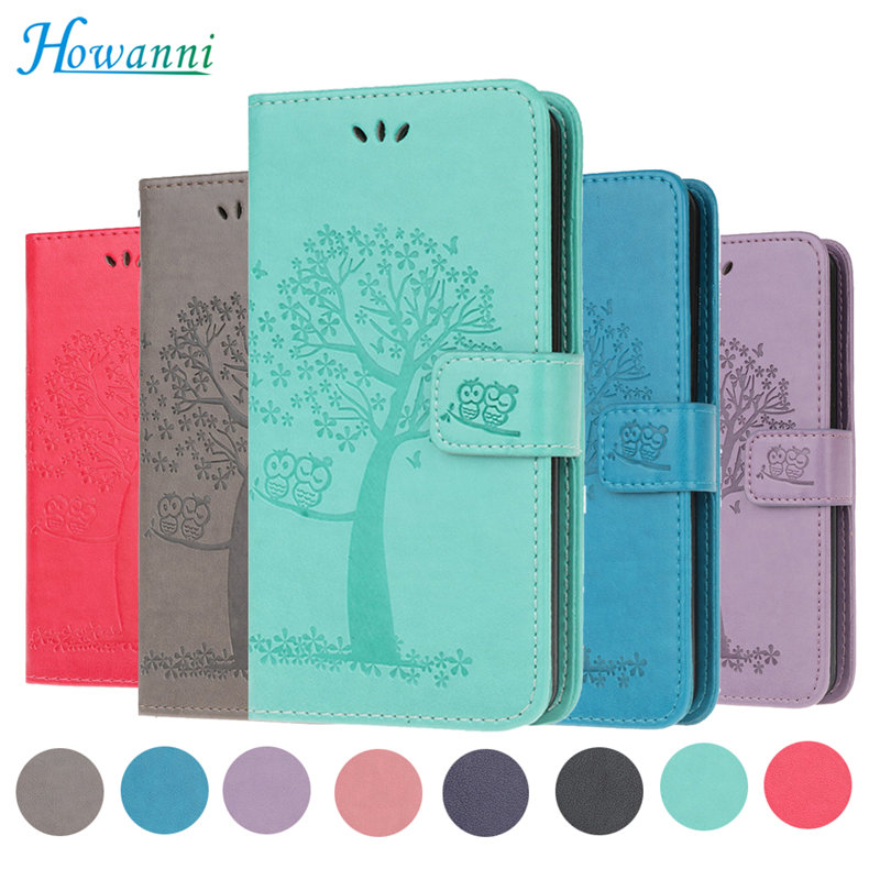 Flip Wallet Leather Case For Samsung Galaxy A3 A5 J3 J5 J7 A6 A7 A9 A8 J4 J6 Plus 2017 2018 Note 8 9 10 Lite Pro Case Book Cover image