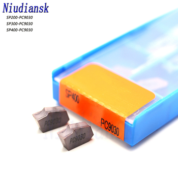 mrmn400 m nc3030 grooving carbide inserts lathe cutter turning tool parting and grooving off cnc tools SP200 SP300 SP400 PC9030  10PCS  Grooving Carbide Inserts lathe cutter turning tool Parting and grooving off tools