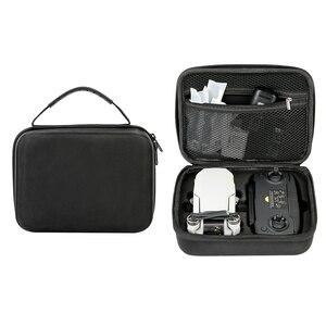 Image 2 - حمل حقيبة ل DJI Mavic حقيبة التخزين حقائب كتف صغيرة مقاوم للماء صندوق قشرة صلبة ل Mavic حزمة المحمولة الصغيرة الملحقات