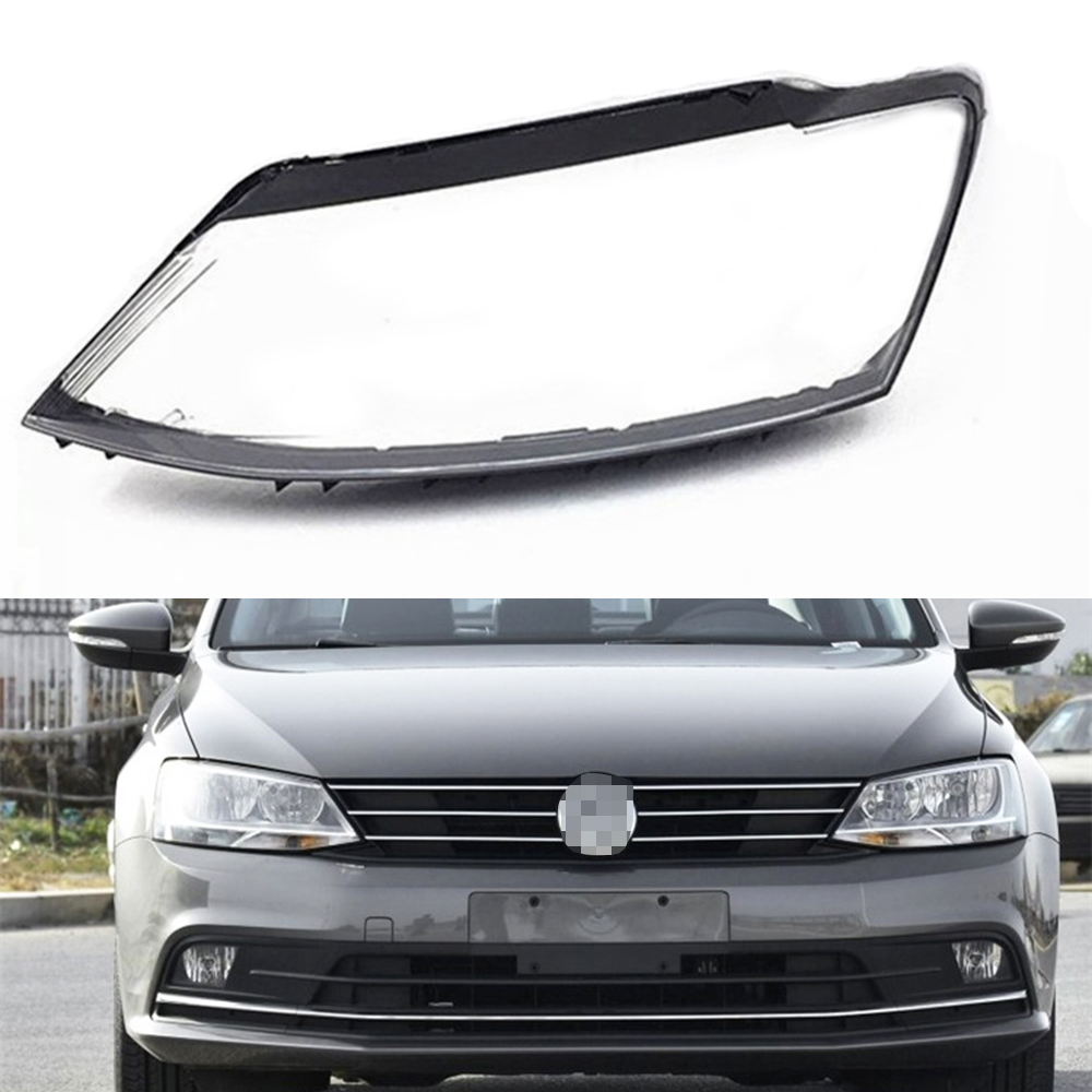 Car Headlamp Lens  For Volkswagen VW Sagitar 2012 2013 2014 2015 2016 2017 2018  Car  Replace  Auto Shell Cover