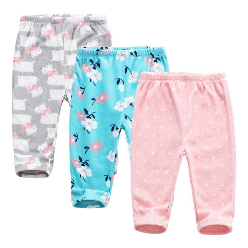 PP Pants 2019 New Baby Fashion Model Babe Pants Cartoon Animal Printing Baby Trousers Kid Wear Baby Pants 6-24M