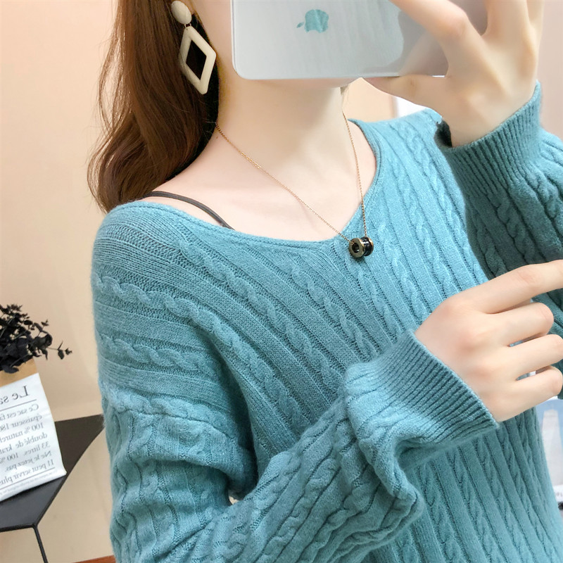 Cheap wholesale 2020 new autumn winter Hot selling women's fashion casual warm nice Sweater BP129