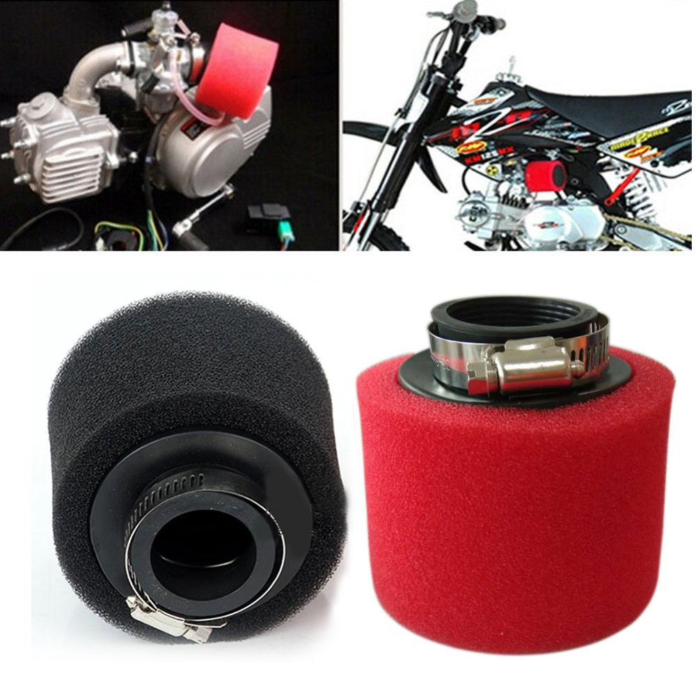 Off Road Motorcycle Sponge Cleaner Scooters Carburetor Accessories Beach Vehicles Reusable Thread Round Air Filter Universal|Air Filters & Systems| |  - title=