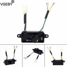 Electric-Voltage-Rectifier-Regulator Gasoline Generator AVR Spare-Parts Automatic
