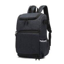 Multi fonctionnel étanche caméra sac à dos sac à dos grande capacité Portable voyage caméra sac à dos pour la photographie extérieure