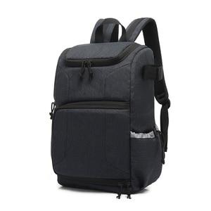 Image 1 - Multi functional Waterproof Camera Bag Backpack Knapsack Large Capacity Portable Travel Camera Backpack for Outside Photography