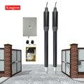 Automático Duplo Swing Portão Abridor, Abridor de Portão Elétrico com Portão de Controle Remoto para uso Industrial e Residencial