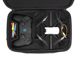 Image 4 - אחסון כתף תיק מגן תיק מזוודה עבור DJI Tello EDU Drone ו Gamesir מרחוק בקר