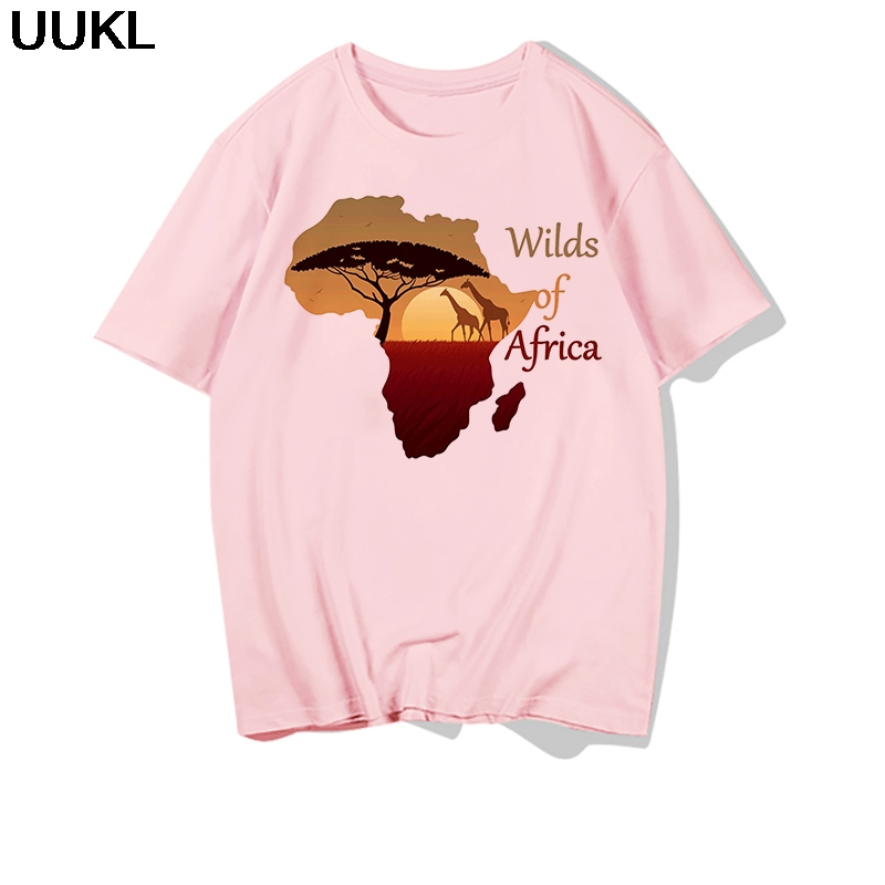 H7239b6924e92462b98c5c06d09fdafe7K - Poleras Mujer De Moda Summer Female T-shirt Harajuku Letter African Plate T Shirt Leisure Fashion Tshirt Tops Hipster Shirt