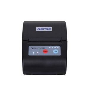 Портативный мини-принтер HSprinter 58 мм для Ios Android
